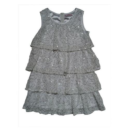 Willow Lace RaRa Dress- White