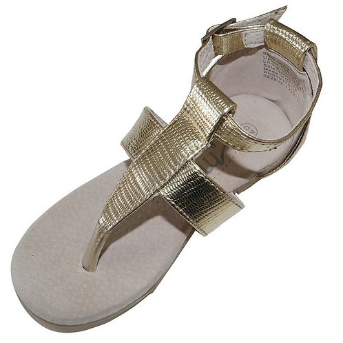 Mary sandals- Gold