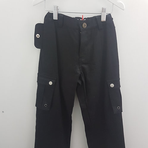 Size 3 -Boys black pant