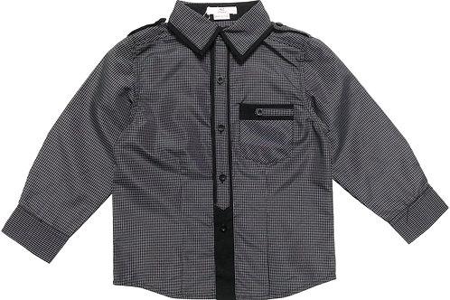 Size 4 -Boys ls shirt