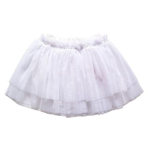 Marilyn Tulle Skirt- White