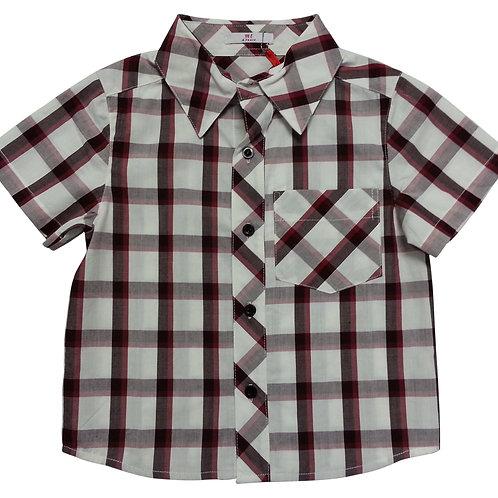Size 2 -Boys ss shirt