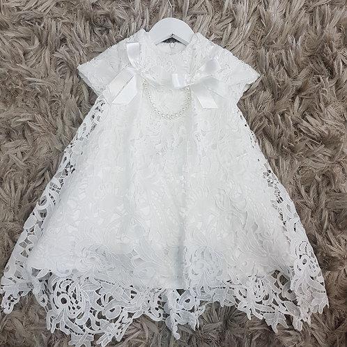 Amelia lace dress with