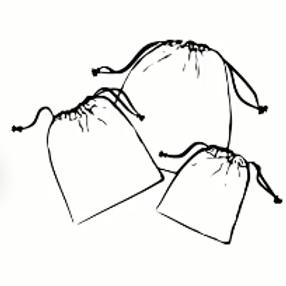 Drawstring Bag, Santa sack personalized,  Australian Made,