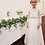 Thumbnail: Jackie O flower girl/communion dress with lace *belt not included*