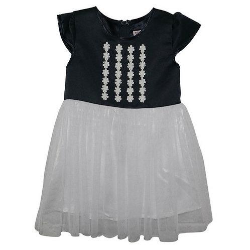 Gemma dress-Navy