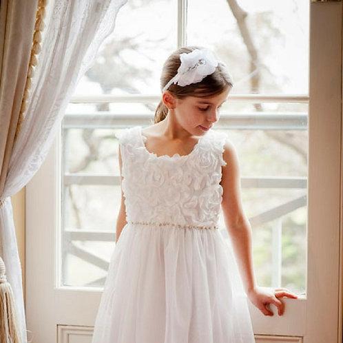 Ava flower dress