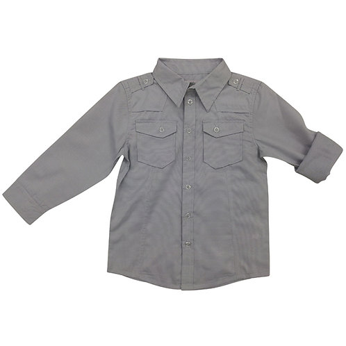 Size 3 -Boys ls shirt