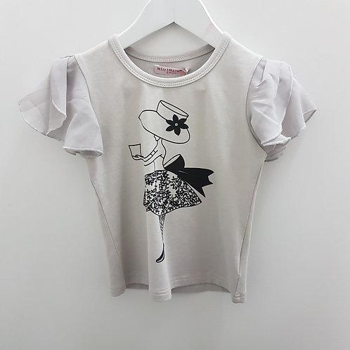 Size 4 -Girls T shirts