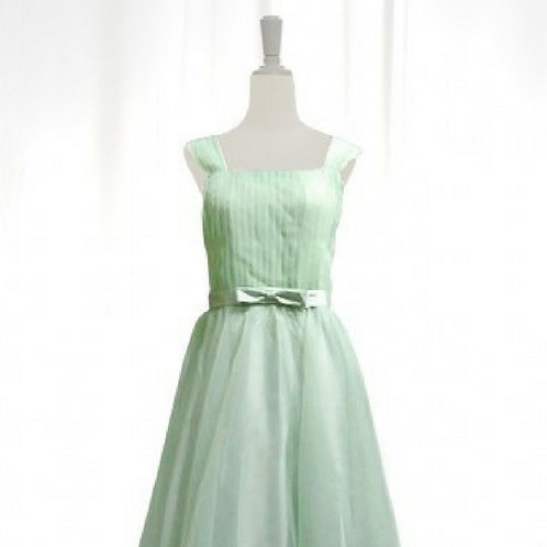 Isabella CUSTOM MADE dress with Pleated bodice detail