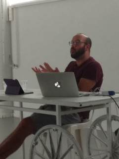 Lectures with Omer Sheizaf
