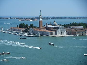 Venezia, vista panoramica di San Giorgio hoteladriasuggests