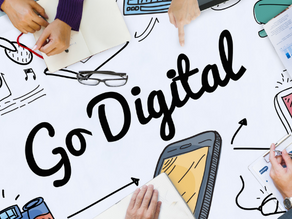 More than semantics: Digitization, Digitalization, Digital Transformation.