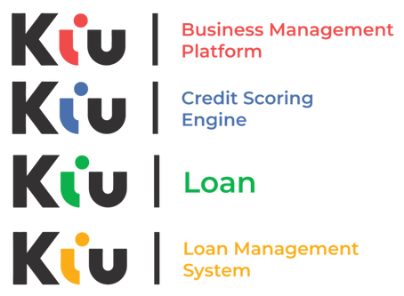 New Kiu Product Logos