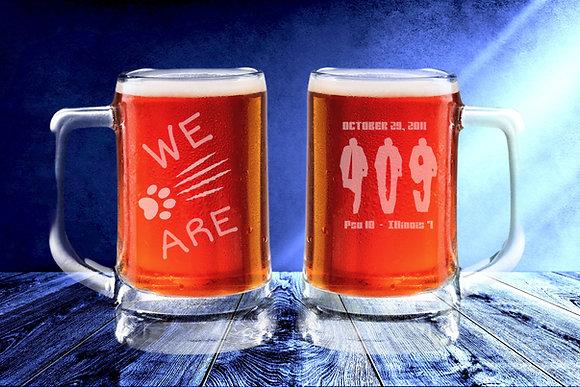 10th Anniversary 409 26 oz Beer Mug
