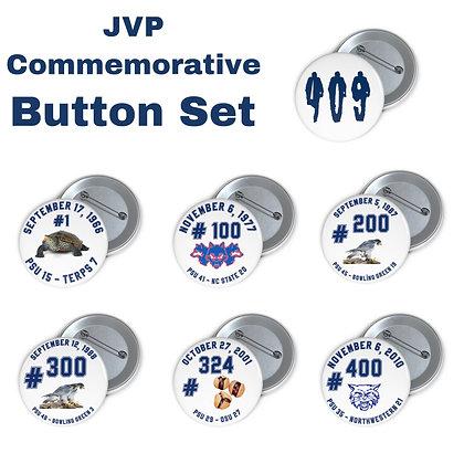 JVP Commemorative 409 Button Set