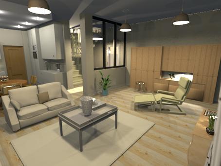 Le rôle de la 3D en Décoration d'Intérieur et Home Staging