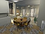 Riviera Deco Concept vue 3D