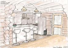 Riviéra Déco Concept, projet cuisine, décoration
