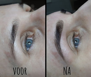 Base Coat Brow Treatment#1jpg