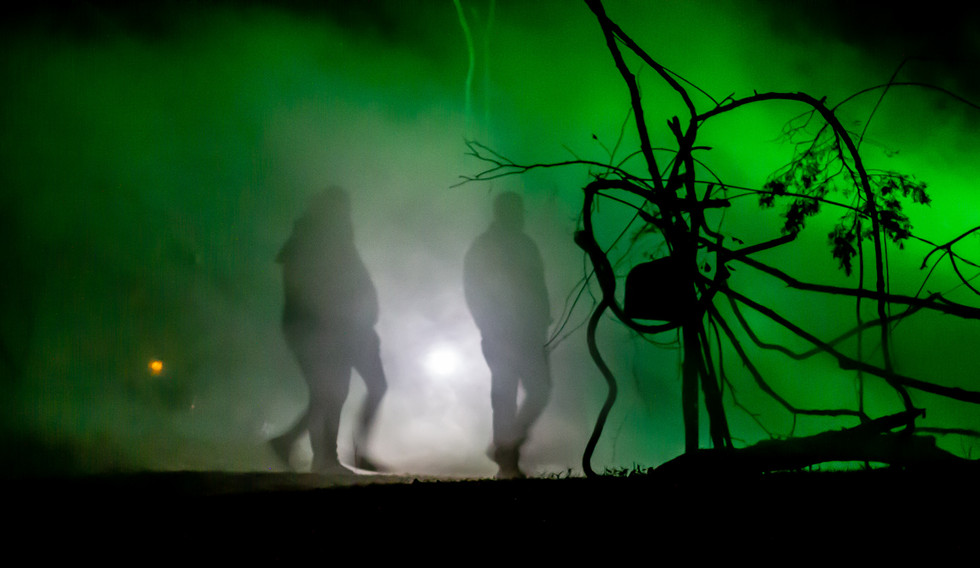 Lachat Haunted Farm 2020