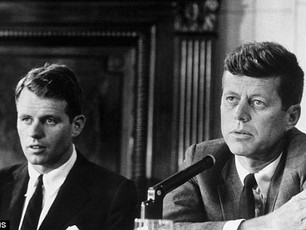 RFK/JFK - Others have read the truth now exposed.