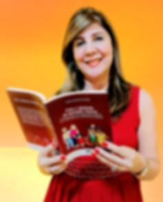 Eliana Agassi de Castro lança livro sobr