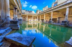 The Roman City of Bath