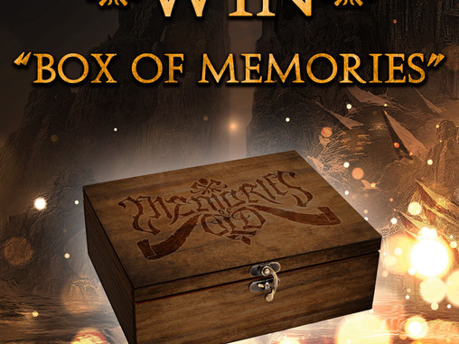 🔥⚔️ BOX OF MEMORIES ⚔️🔥