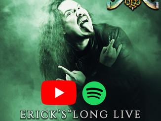 "🔥⚔️ ERICK'S ""LONG LIVE HEAVY METAL"" PLAYLIST ⚔️🔥"