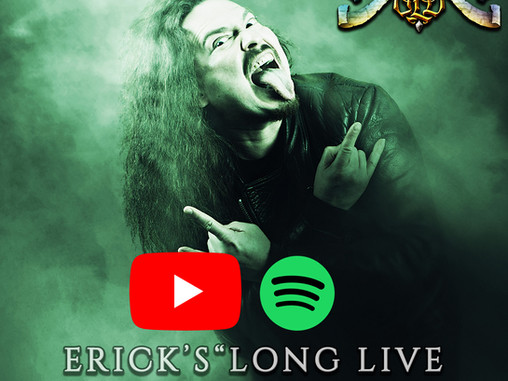 "🔥⚔️ ERICK'S ""LONG LIVE HEAVY METAL"" PLAYLIST ⚔️🔥"