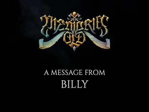 🔥⚔ MESSAGE FROM BILLY ⚔🔥