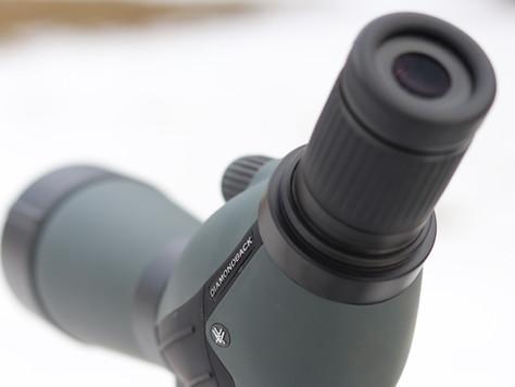 Gear Review: Vortex Diamondback Spotting Scope