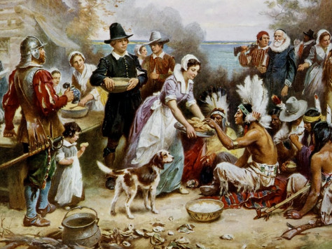 The First Thanksgiving: Wild Game, Extinction, and Stuffing