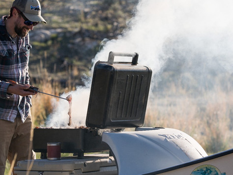 Gear Review: Traeger Ranger Pellet Grill