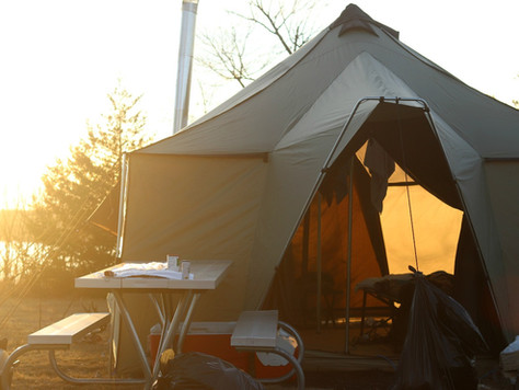 Gear Review: Cabela's Ultimate Alaknak Tent