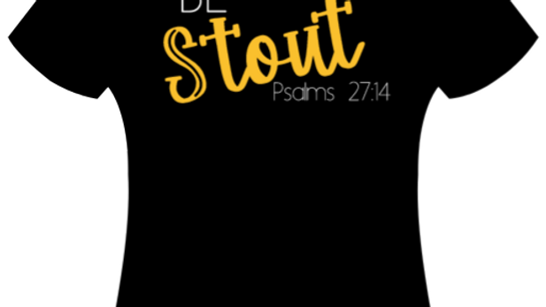 Be Stout