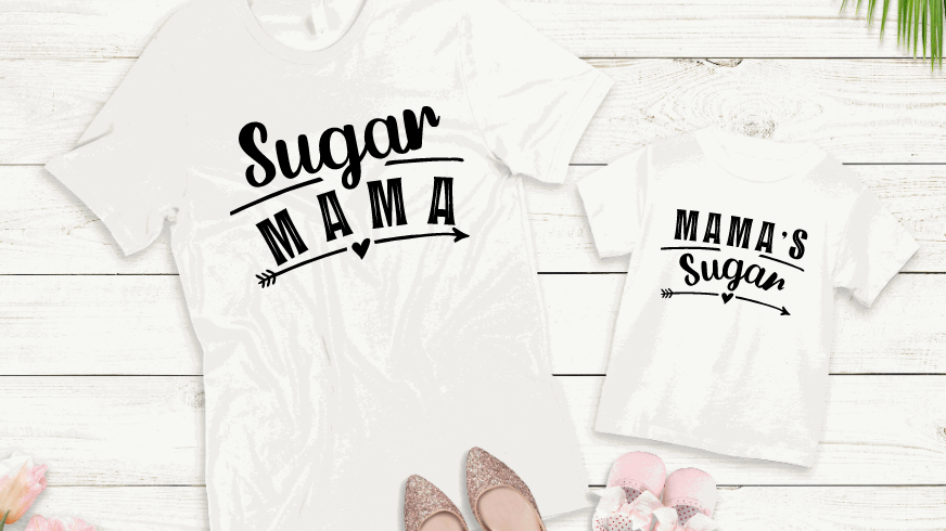 Sugar Mama and Me Bundle
