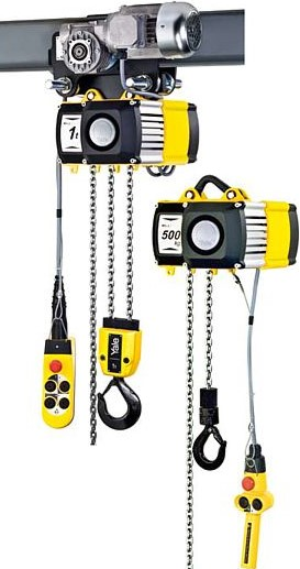 Yale Electric Chain Hoist