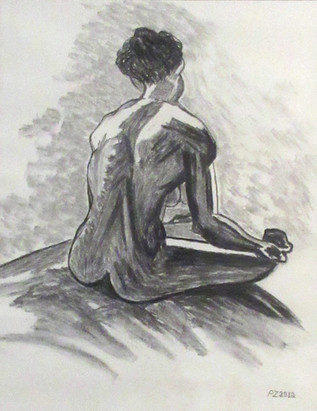 Female Figure at American University