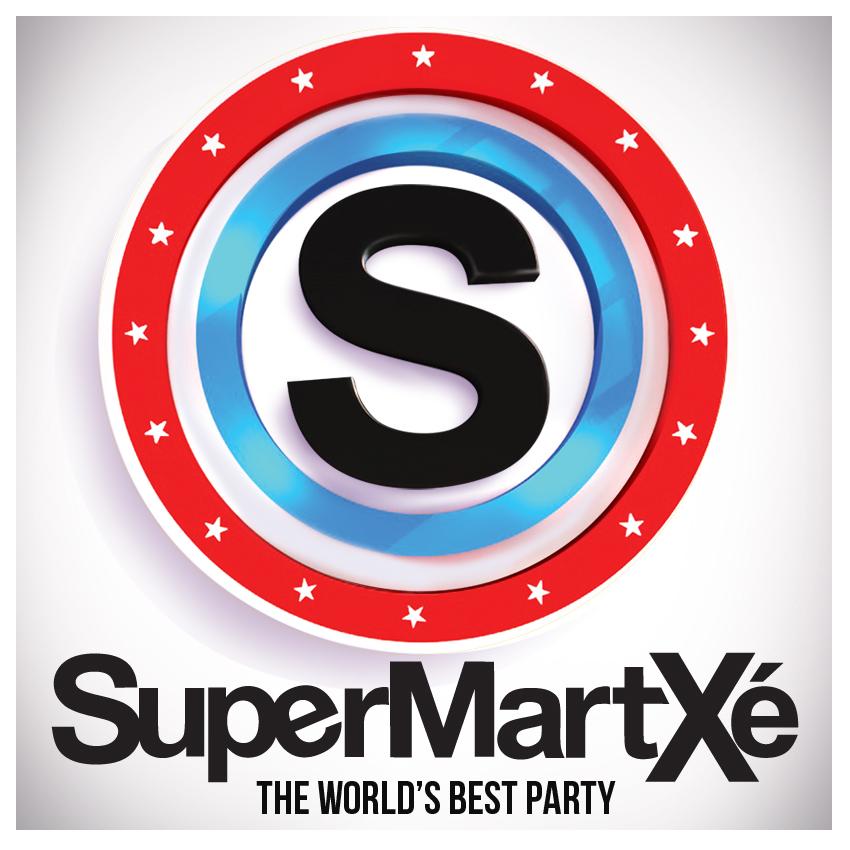 Logo SuperMartXé