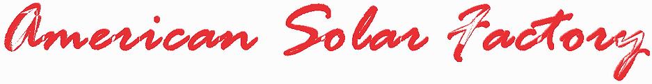 American Solar Factory Logo.PNG