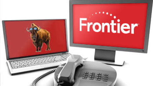 FRONTIER Select Family Double Play TV & Internet