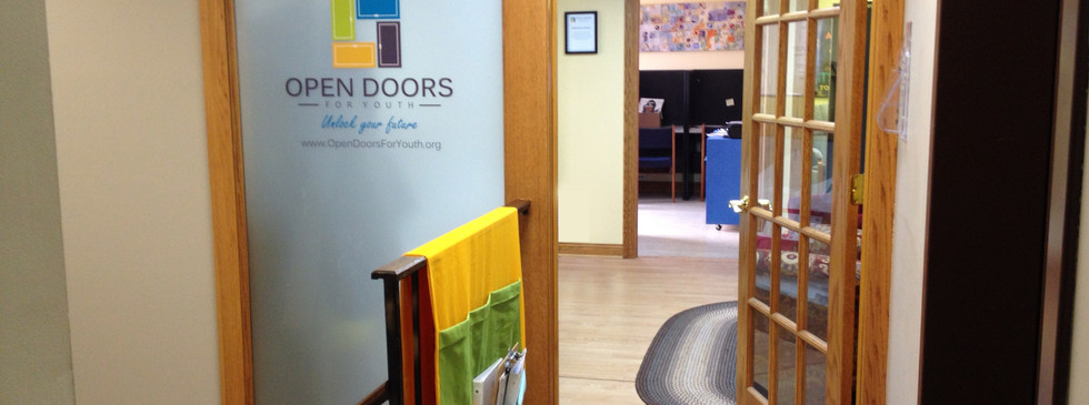 OPEN DOORS FOR YOUTH