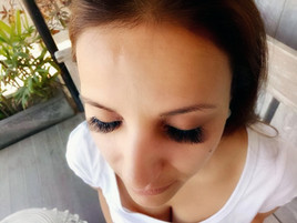 Eyelash Extensions at The Nest
