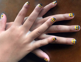 Kiddie Manicure - Minions