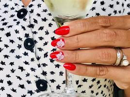 3D nail extensions