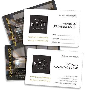 Nest Loyalty Cards