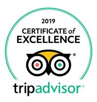 TripAdvisor winner 2019