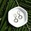 Thumbnail: Mini Antique Caldera Earrings